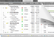 gp4us - Ferramenta para criar cronogramas