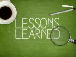gp4us - Lições Aprendidas